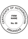 CERTAUTH-AR - Certificate of Authorization - Arkansas<br> CERTAUTH-AR