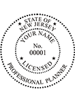 PLAN-NJ - Professional Planner - New Jersey<br>PLAN-NJ