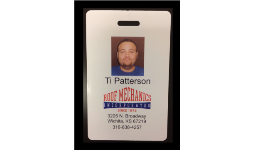 Photo ID Badge