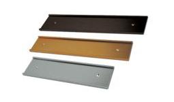 Door or Wall Name Plate Holders