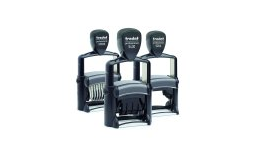 Self Inking Line Dater